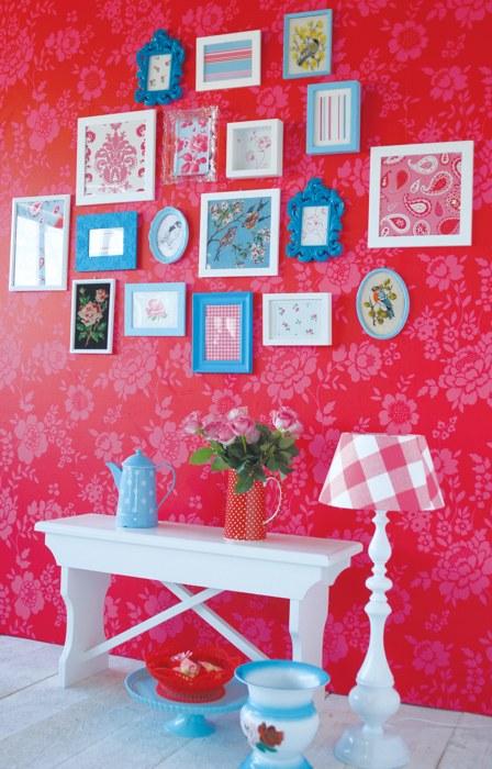 Papeles pintados rom nticos belle rose imagenes - Papeles pintados romanticos ...