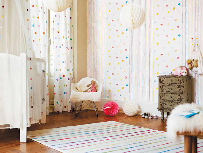 children wallpapers esprit kids iii room settings baby shower wallpaper photo murals. Black Bedroom Furniture Sets. Home Design Ideas