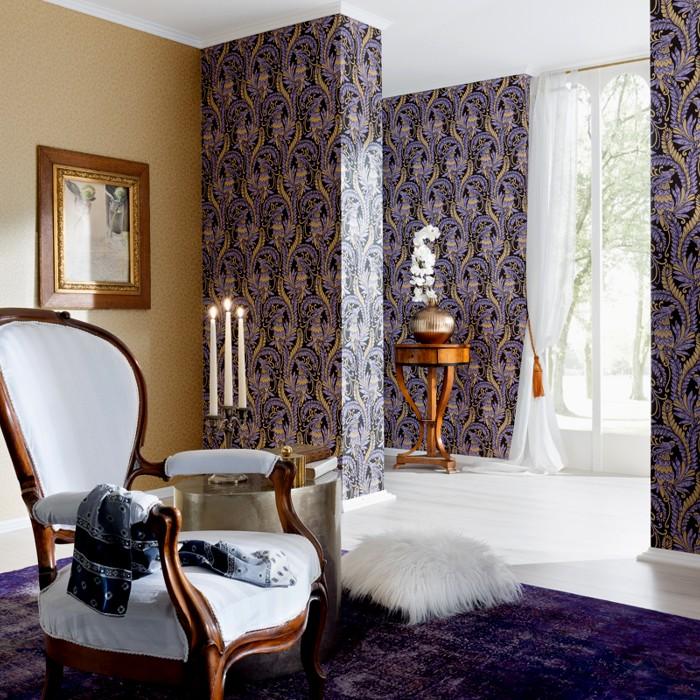 Papeles pintados cl sicos hermitage ii imagenes tridimensionales c te d azur wallpaper - Papeles pintados clasicos ...