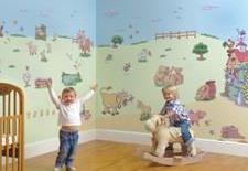 wallsticker no. 068 - Funberry Farm