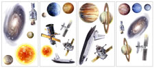wallsticker no. 210 - outer space