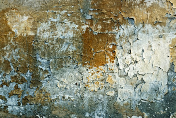 Fototapete Nr. 3375 - Cracked wall V