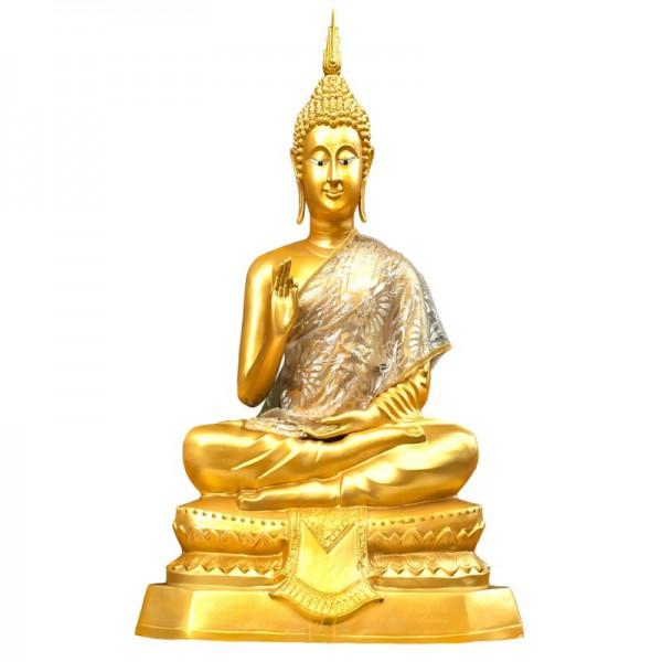 Fototapete Nr. 3416 - Golden Buddha