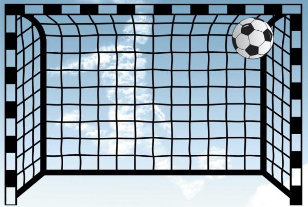 Fototapete Nr. 3825 - Goal I