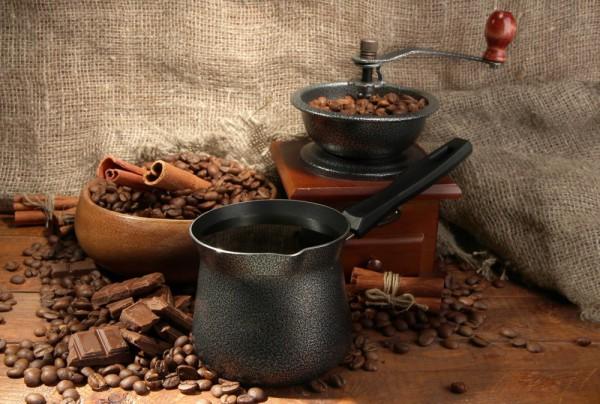Fototapete Nr. 3802 - Classic coffee