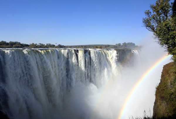 Fototapete Nr. 4031 - Victoria Falls