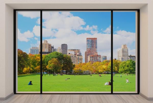 Fototapete Nr. 3719 - Penthouse N.Y.C. Central Park