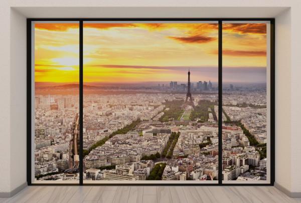 Fototapete Nr. 3713 - Penthouse Paris