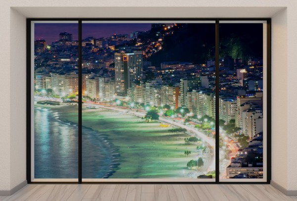 Fototapete Nr. 3731 - Penthouse Copacabana