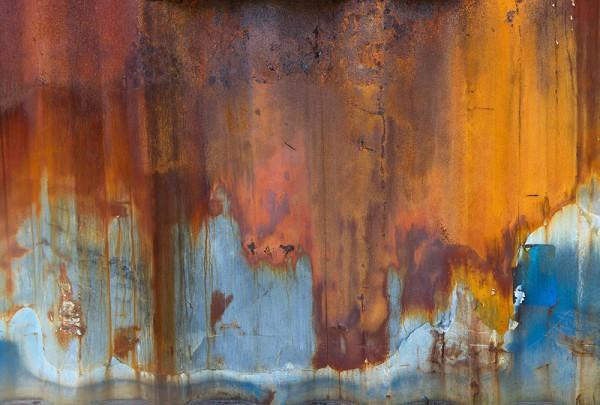 Fototapete Nr. 3438 - Rusty Iron VII