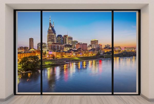 Fototapete Nr. 2976 - Penthouse Nashville Nights