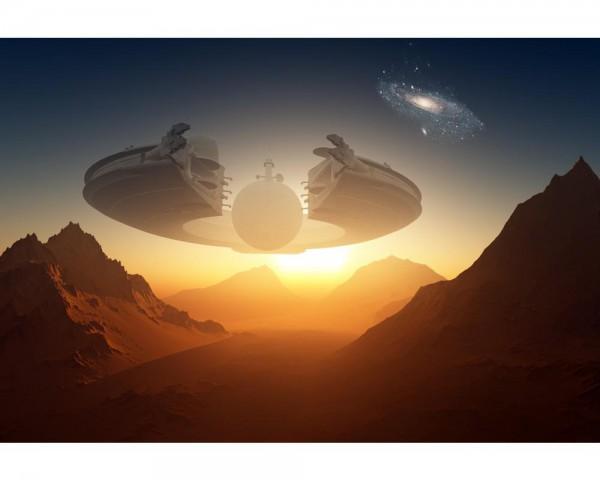 Fototapete Nr. 4015 - Spacecraft