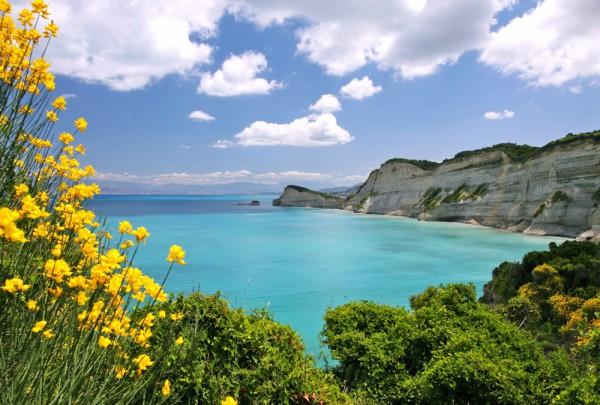 Fototapete Nr. 3689 - Corfu