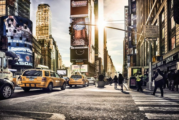 Fototapete Nr. 3153 - Times Square
