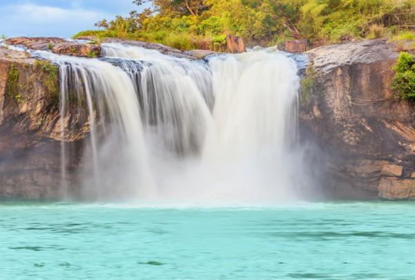 Fototapete Nr. 3131 - Dray Sap waterfall, Vietnam