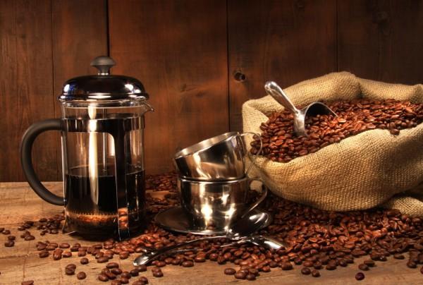 Fototapete Nr. 3799 - French coffee