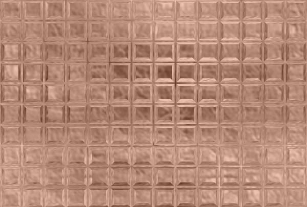 Fototapete Nr. 3570/14 - Glasbausteine rotbraun