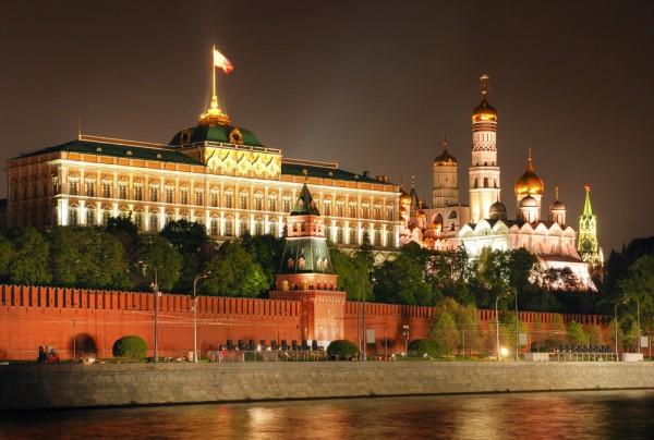Fototapete Nr. 3841 - Moskauer Kreml