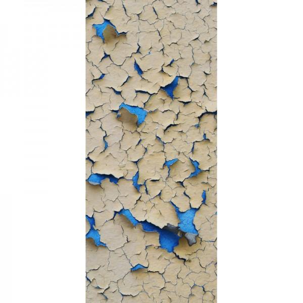 Türtapete Nr. 3369 - Cracked wall I