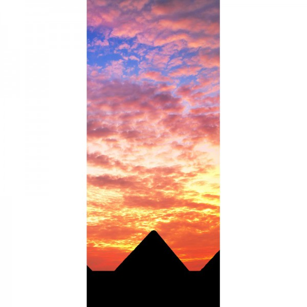 Türtapete Nr. 3320 - Ägyptische Pyramiden