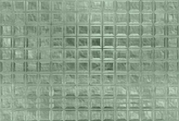 Fototapete Nr. 3570/09 - Glasbausteine armeegrün