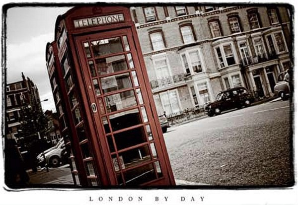 Fototapete Nr. 8945 - London by Day