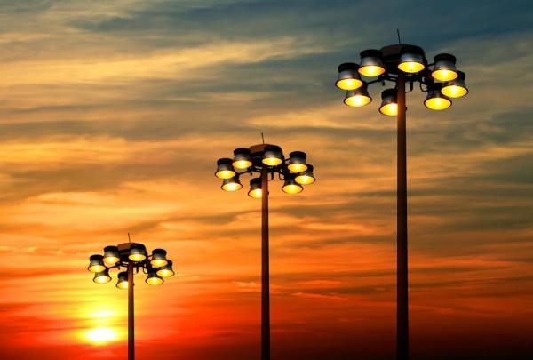 Fototapete Nr. 3684 - Lantern sunset