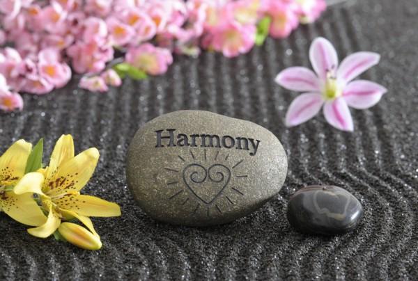Fototapete Nr. 3816 - Zen & Harmony