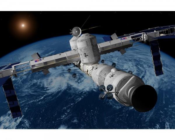 Fototapete Nr. 4018 - Space Ship