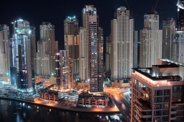 Fototapete Nr. 4476 - Dubai Marina