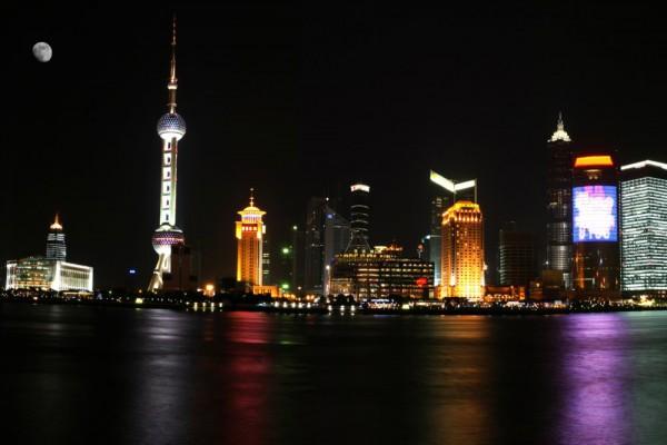 Fototapete Nr. 4478 - Shanghai