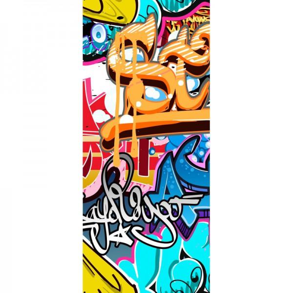 Türtapete Nr. 3493 - Graffiti Style