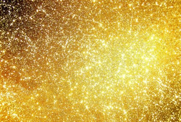 Fototapete Nr. 3929 - Golden Stars