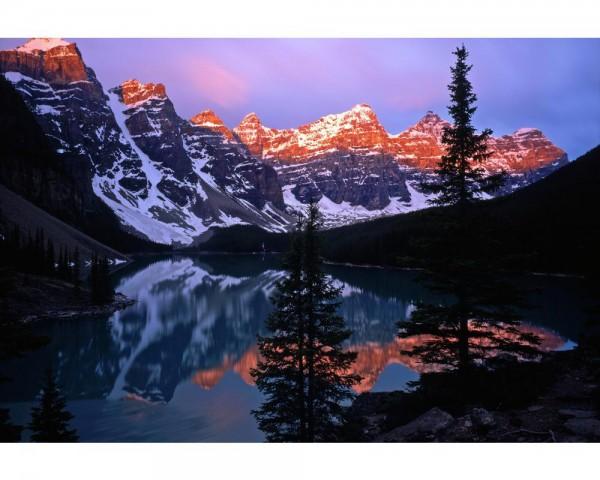 Fototapete Nr. 4001 - Valley of the Ten Peaks