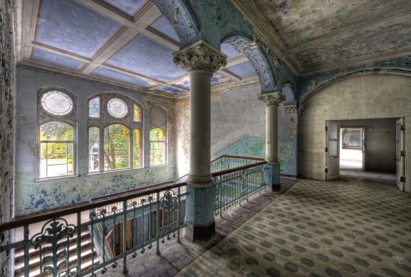 Fototapete Nr. 3627 - Villa Antique - Empore V