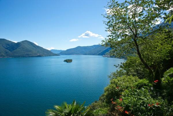 Fototapete Nr. 3530 - Lago Maggiore
