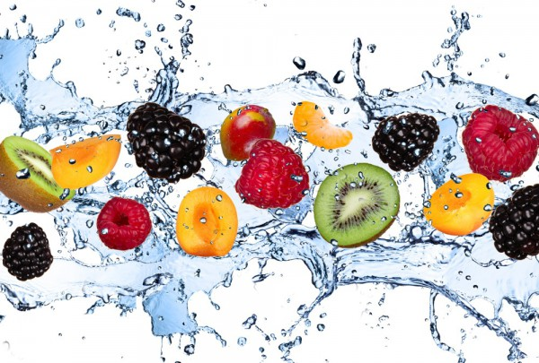 Fototapete Nr. 3097 - Fresh fruits