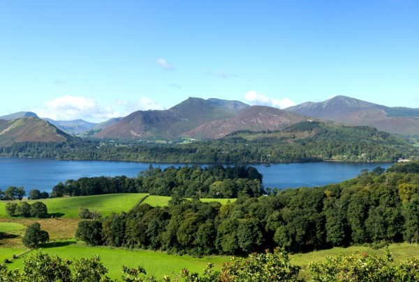 Fototapete Nr. 3293 - Derwentwater, English Lake District