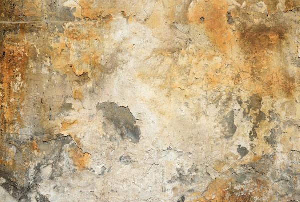 Fototapete Nr. 3478 - Historischer Kalk-Zement-Putz II