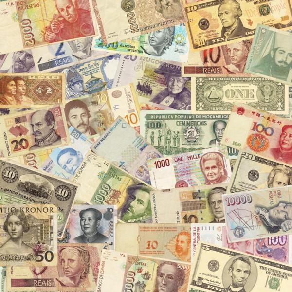 Fototapete Nr. 3435 - Paper Money