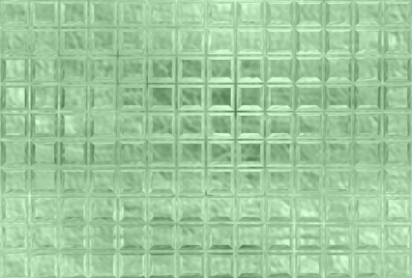 Fototapete Nr. 3570/08 - Glasbausteine minzgrün