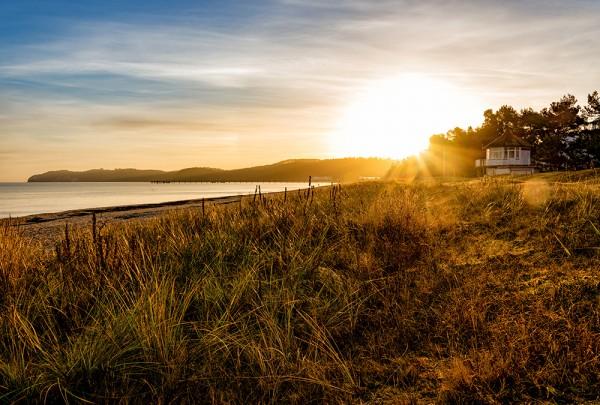 Fototapete Nr. 2926 - Urlaub an der Ostsee