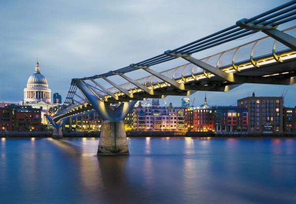 Fototapete Nr. 8810 - Millenium Bridge