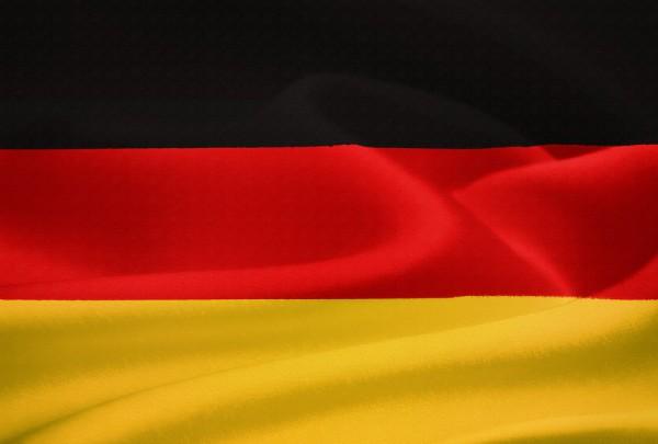Fototapete Nr. 3163 - Flagge Deutschland