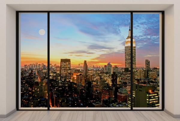 Fototapete Nr. 3708 - Penthouse Midtown, N.Y.C.