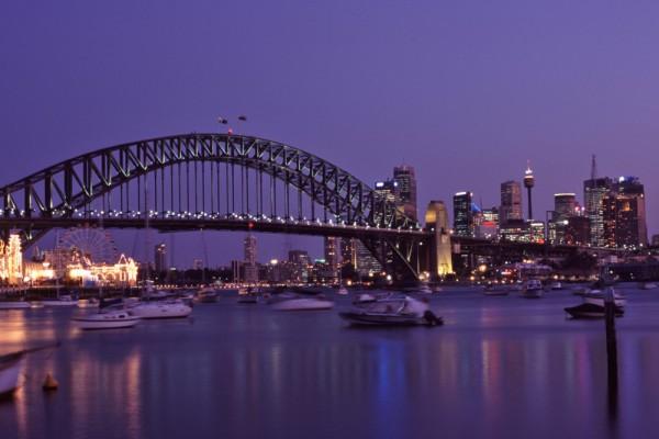 Fototapete Nr. 4472 - Sydney Harbour