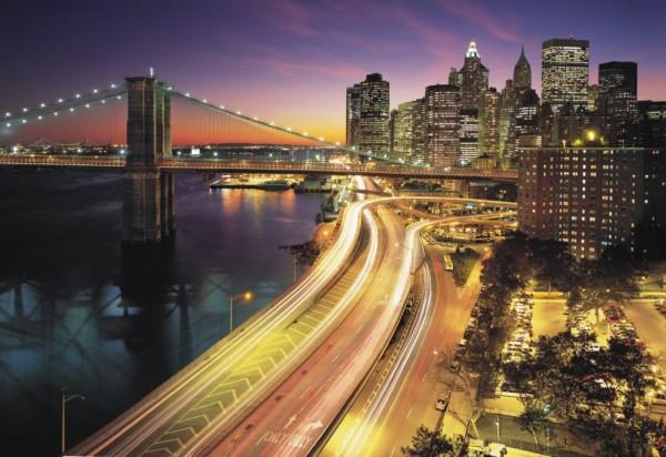 Fototapete Nr. 8980 - New York City Lights
