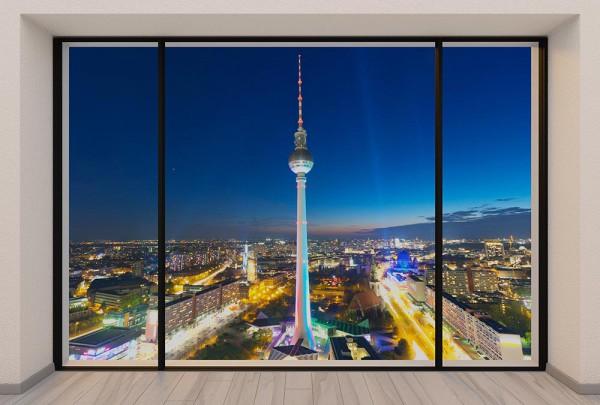 Fototapete Nr. 2989 - Penthouse Berlin