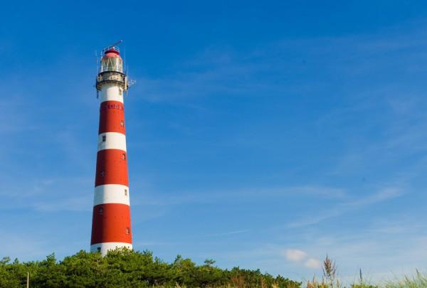 Fototapete Nr. 3646 - Leuchtturm Ameland