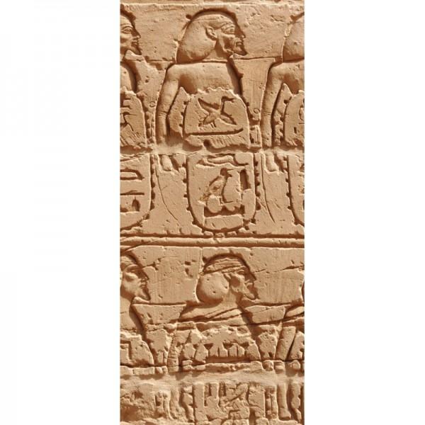 Türtapete Nr. 3197 - Pyramidenzeichnungen, Ägypten